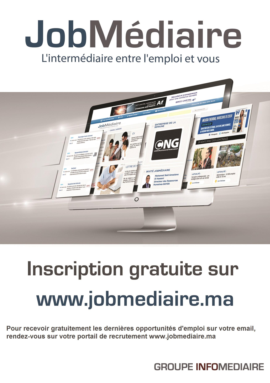 recrutement jobmediaire